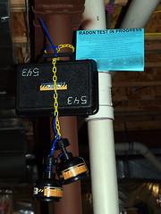 radon tester