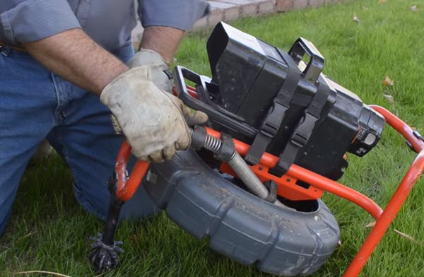 sewer camera inspection service